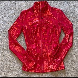 Lululemon manifesto jacket NWOT